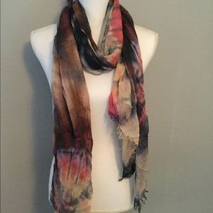 Brightly Twisted Scarf -See other scarves & bundle